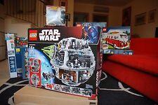 Lego 10188 Star Wars Death Star morte nera UCS  nuovo sigillato da collezionisti