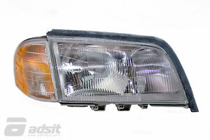 New Mercedes 202 Chassis Bosch Right Headlight Assembly *2028200861