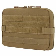 Condor Coyote Brown MA54 PALS MOLLE Tactical Tool Utility T&T Vest Pouch Bag