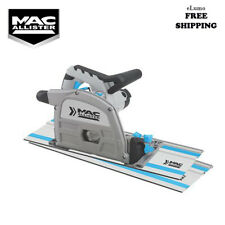 Circular Plunge Track Saw 165Mm 1.4M Guide Rails 1200W 24 Tooth TCT Blade M.A.C.