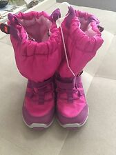 New Stride Rite Sneaker Boots M2P Hot Pink Size 12 Toddler