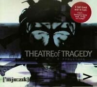 THEATRE OF TRAGEDY ['mju:zik] (CD, album, limited edition) industrial, electro,