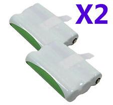 2pcs 1000mAh Cordless Phone Battery for ATT 1231 2231 2419 2420 E2125 E2715 E27