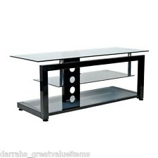 Glass TV Stand for Apple,Samsung,Sony,Toshiba,LG Brand New Sealed