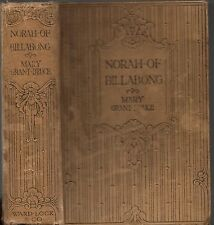 Vintage MARY GRANT BRUCE: NORAH OF BILLABONG (HC; 1926)