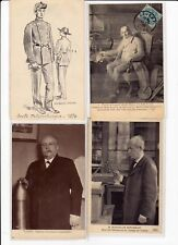SCIENCE INVENTIONS 23 Vintage Postcards pre-1940
