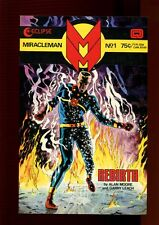 Miracleman 1(9.2)(Nm-)Alan Moore-Eclipse(b029)