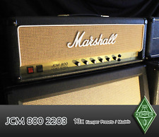 Kemper Profiles - Marshall JCM 800 / JCM800 - w/ 6960 cab - Model - Patch -  Amp
