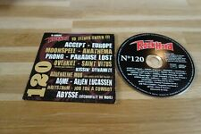 ACCEPT - EUROPE - MOONSPELL - ANATHEMA - PRONG - OVERKILL - CD ROCK HARD 120