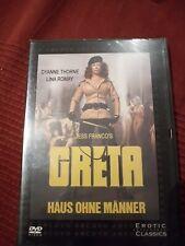 Greta Aka Ilsa 4 Jess Franco Erotik Klassiker DVD Sammlung Horror