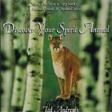 DISCOVER YOUR SPIRIT ANIMAL CD From The Best Selling Books: Animal-Speak