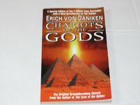 Chariots of the Gods by Erich von Däniken 1999 Paperback Book Nonfiction