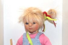 Lisa by Sieglinde Frieske 28 cm Doll Schildkröt Made in Germany Ltd Edition