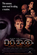 """Halloween: H2O Movie Poster [Licensed-NEW-USA] 27x40"""" Theater Size Michael Myers"""