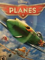 Disney Planes Nintendo Wii U CIB COMPLETE TESTED FAST TRACKED SHIPPING