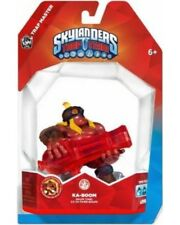 SKYLANDERS TRAP TEAM MASTER KABOOM KA-BOOM FIRE ELEMENT IMAGINATORS NEW