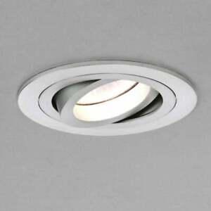 1240011 Taro Round Adjustable Gu10 Aluminium