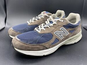2000s New Balance 990v3 Heritage Pack Brown/Navy size 15 M990NV3 CRAZY QUALITY!!