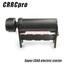 Super CRRCpro ES60 Starter For 15-62cc Gas/Nitro Engine RC Airplane helicopter