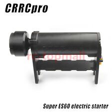 1PC Super CRRCpro ES60 Starter For 15-62cc Gas/Nitro Engine RC plane helicopter#