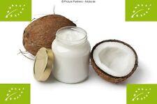 6 X 1 Litre de Bio Noix Coco Huile de Noix de Coco