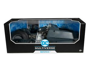McFarlane - DC Multiverse Batman Curse of the White Knight - Batcycle - IN STOCK