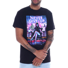 Dgk Never Give Up Tee Black