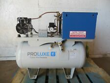 15 ProLuxe Dpcda Clean Air Compressor Package For Commercial Dough Pizza Press