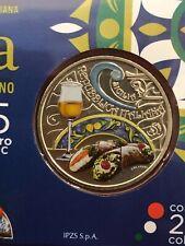 5 EURO SICILIA PASSITO e CANNOLO 2021 ENOGASTRONOMICA