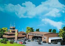 Faller 144047, Military, Towergebäude, neu, OVP, Flughafen, Bundeswehr, Militär
