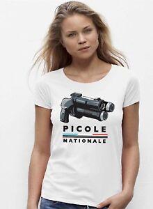 T-SHIRT FEMME PICOLE NATIONALE JACK