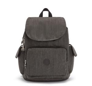 Kipling Backpack Rucksack CITY PACK in BLACK PEPPERY Fall 2020 RRP £102