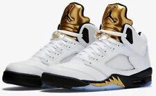 Air Jordan V 5 Retro Olympic Gold Medal Metallic 23 Mens Size 18 Jumpman 23