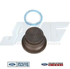 94.5-03 Ford 7.3 7.3L Oil Supply Rail End / Oil Gallery Plug & Seal 4C3Z-6026-CA