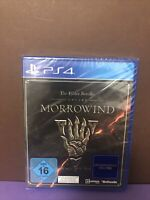 The Elder Scrolls Online: Morrowind (Sony PlayStation 4, 2017)