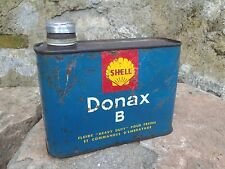 "bidon Donax B "" heavy duty "" SHELL"
