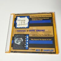 Perpetual Hype Engine Neo Sampler 01 Mike E Clark MEC CD insane clown posse ICP