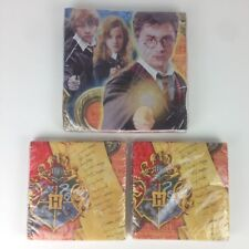 Harry Potter Party Napkins Order of the Phoenix Birthday Supplies Lunch Beverage