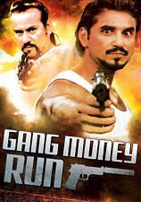 Gang Money Run (DVD, 2015) New