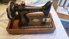 Vintage Singer Sewing Machine No 99