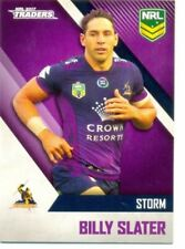 Billy Slater 2017 Season NRL & Rugby League Trading Cards