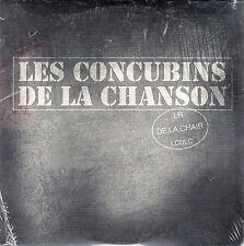"""CD EP 4 T LES CONCUBINS DE LA CHANSON  """"UNDERGROUND""""  (PROMO)  (NEUF SCELLE)"""