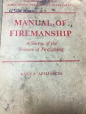 More details for fire appliances fire engines 1959 booklet lots of images & info great original