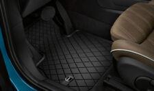 MINI Countryman F60 Allwetter Fußmatten Essential Black Vorne Gummimatten