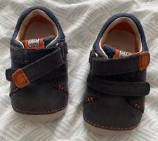 Boys Clarks Shoes Size 3.5G
