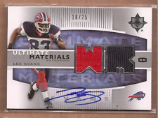 2007 Ultimate Collection Material Football Jersey Card Pick