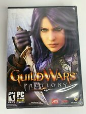 Video Game Guild Wars: Factions (PC, 2006) Complete With Access Cards