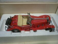 Franklin Comme neuf 1935 Mercedes Benz 500K Special Roadster, Boxed,