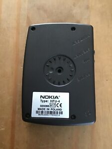 GENUINE ORIGINAL NOKIA HFU-4 HANDSFREE CONTROL BOX MODULE FOR CAR KITS