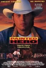 PAINTED HERO Movie POSTER 27x40 Dwight Yoakam Michelle Joyner Kiersten Warren